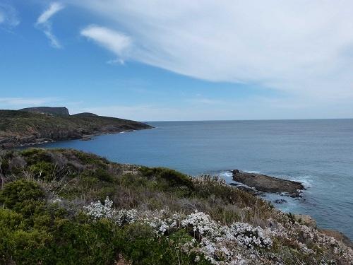 Stunning views of the peninsula