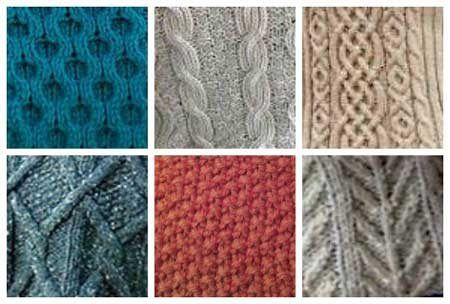 Irish Knit Stitch Patterns : 17 Best images about Irish Knits on Pinterest Knitting daily, Cable and Tre...