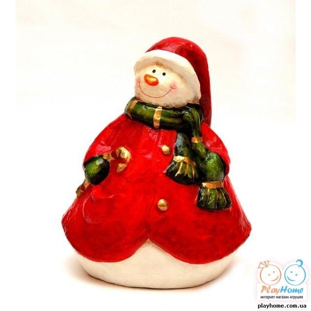 снеговики из папье маше - Поиск в Google