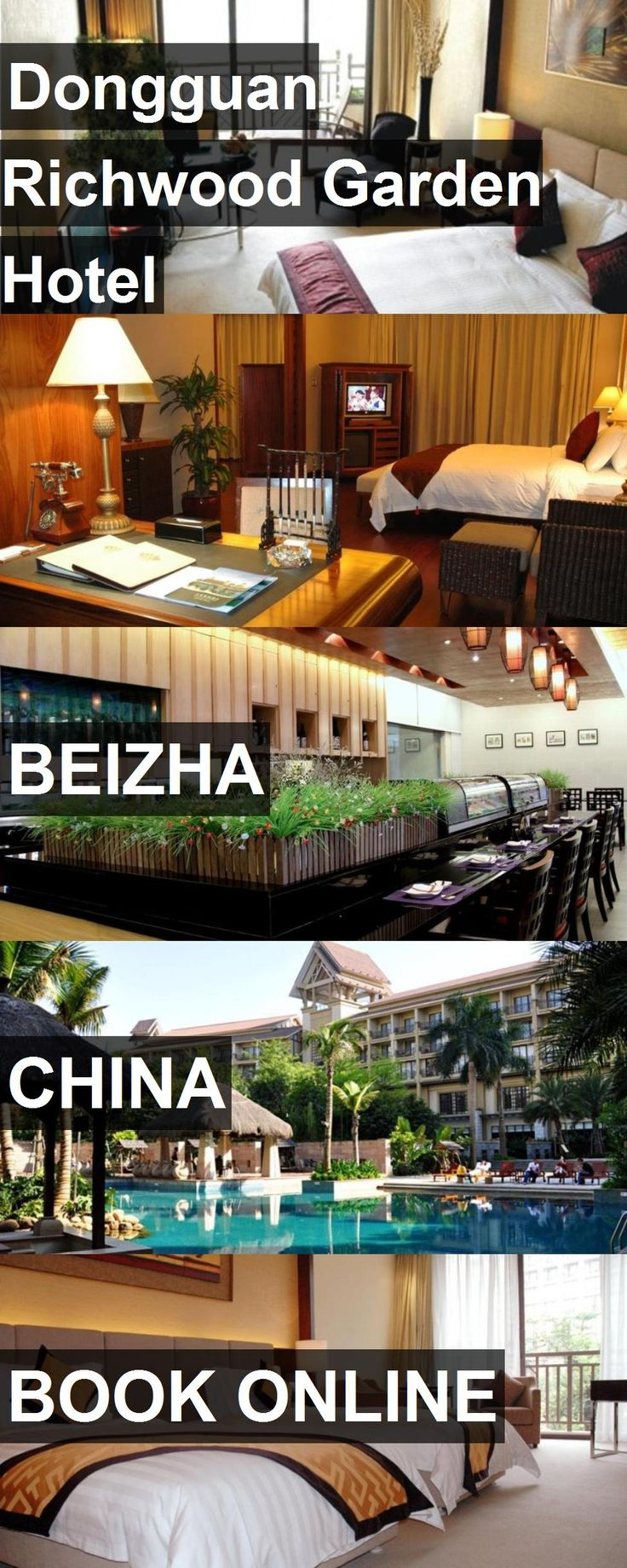 Hotel Dongguan Richwood Garden Hotel in Beizha, China. For more information, photos, reviews and best prices please follow the link. #China #Beizha #hotel #travel #vacation