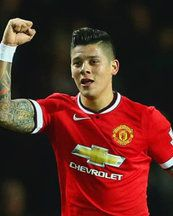 MANCHESTER UNITED defender Marcos Rojo will play 60-minutes for reserve team to prove his fitness to Louis van Gaal.