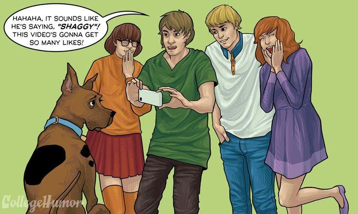 If Cartoon Pets Were Real Pets