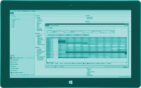 Media Management System with comprehensive ERP functions