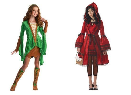 Costume halloween teen unusual