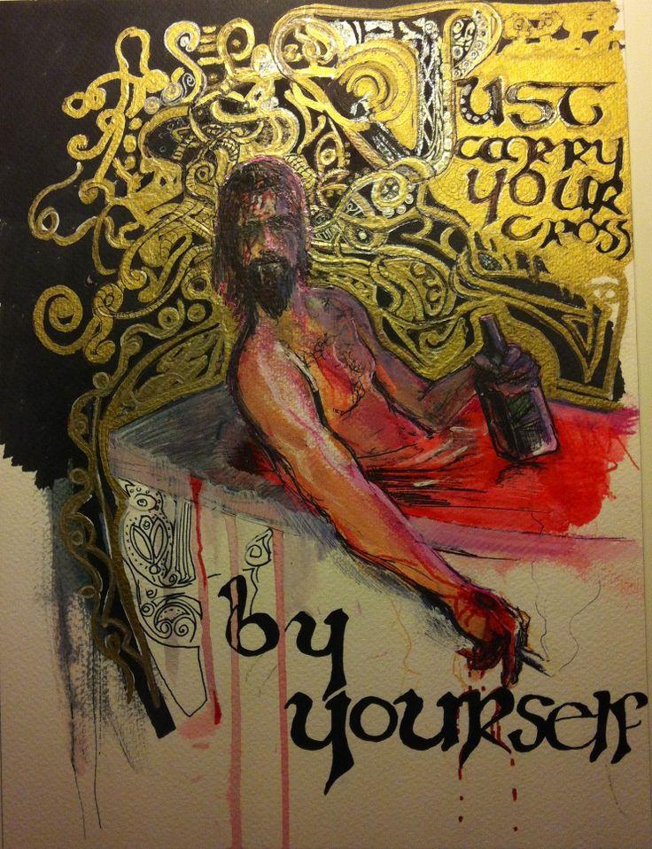 Jesus With No Care ;)