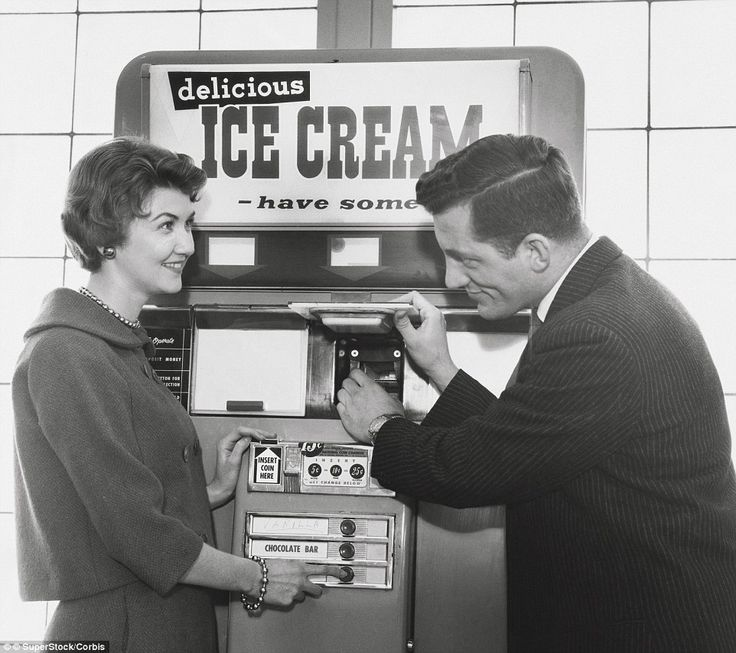 An archive of images has showcased the unusual and bizarre vending machines that existed up to 86 years ago