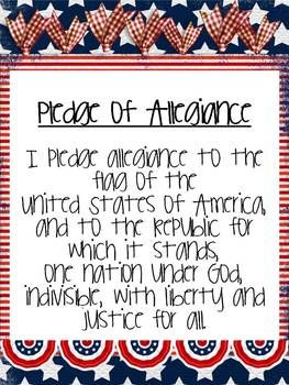 one nation under God: Allegiant Posters, Teacherspayteach With, Pledge Posters Repin, Picture-Black Posters, Posters Repin By Pinterest, Free Pledge, Printables Fonts, Classroom Signs Posters Labels, Teacherspayteachers Com