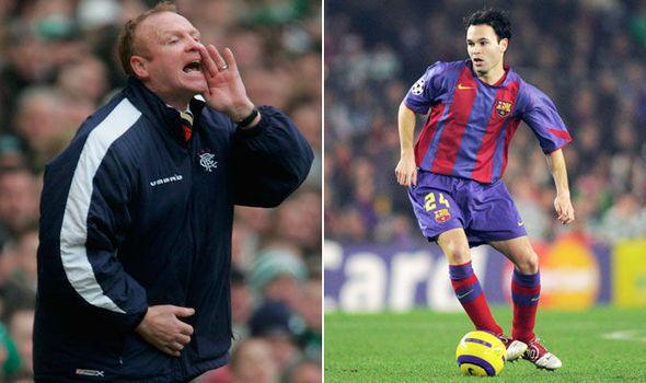 Stunning Barcelona transfer news: Rangers wanted Messi and Iniesta, ex-boss reveals - https://newsexplored.co.uk/stunning-barcelona-transfer-news-rangers-wanted-messi-and-iniesta-ex-boss-reveals/