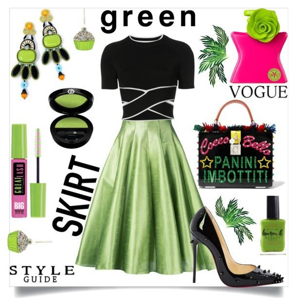 Style your summer separates with a newfound sense of freedom...that is tropical vacation kind of freedom....  #doricsengeri #green #greenearrings #floraltrend #statementearrings #summertrends