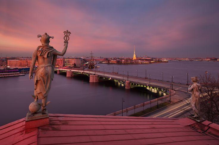 Биржевой мост — National Geographic Россия