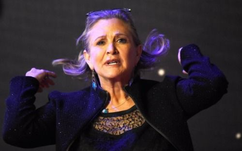 Carrie Fisher Leads an Older, Wiser Revolution #CarrieFisher... #CarrieFisher: Carrie Fisher Leads an Older, Wiser… #CarrieFisher