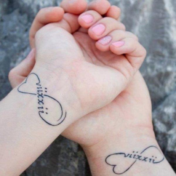 Los tatuajes de infinito - Fotos y Significado - Tendenzias.com