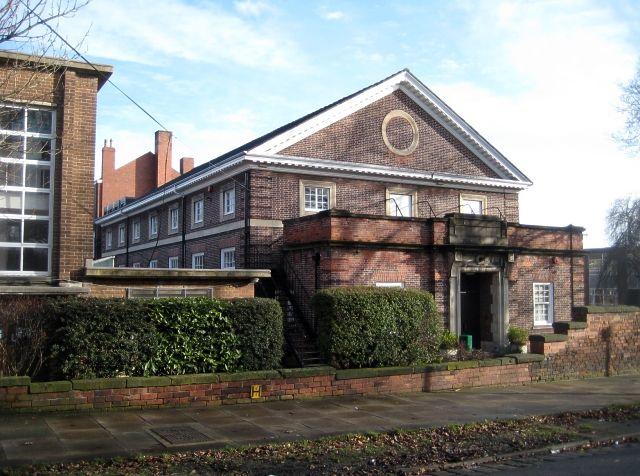 Wakefield Girls' High School in Wakefield, Wakefield