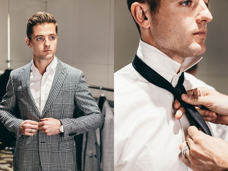 L.A. Galaxy Star Robbie Rogers Suits Up in Ferragamo
