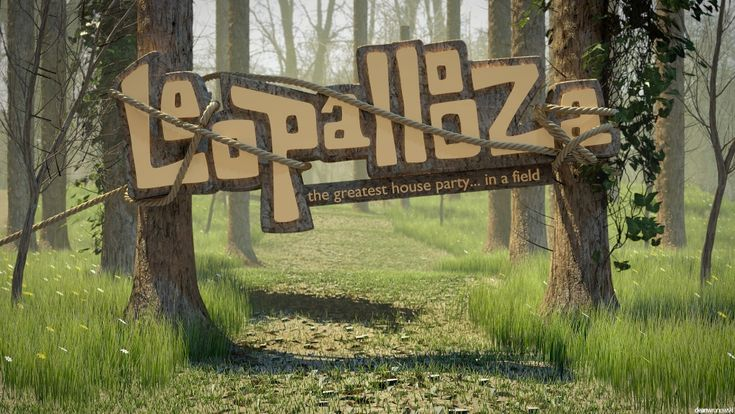 3D Graphics for Leopallooza near the North Cornish Coast