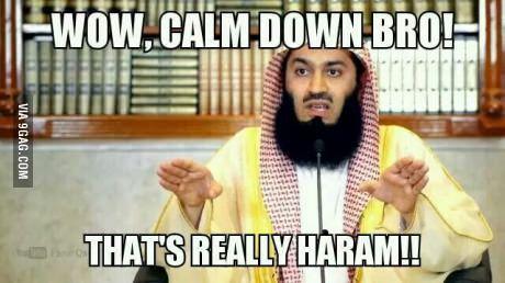 """My reaction when I saw the """"Anaconda"""" clip of Nicki Minaj. #9Gag #funny #humor"""