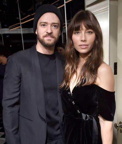 Justin Timberlake's Reaction to Jessica Biel's Fake Pregnancy News