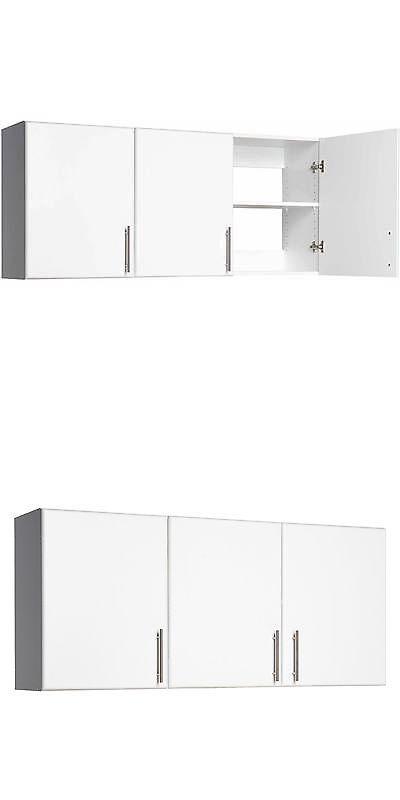 cabinets and cupboards 20487: prepac 54 wall cabinet, 3-door -> buy
