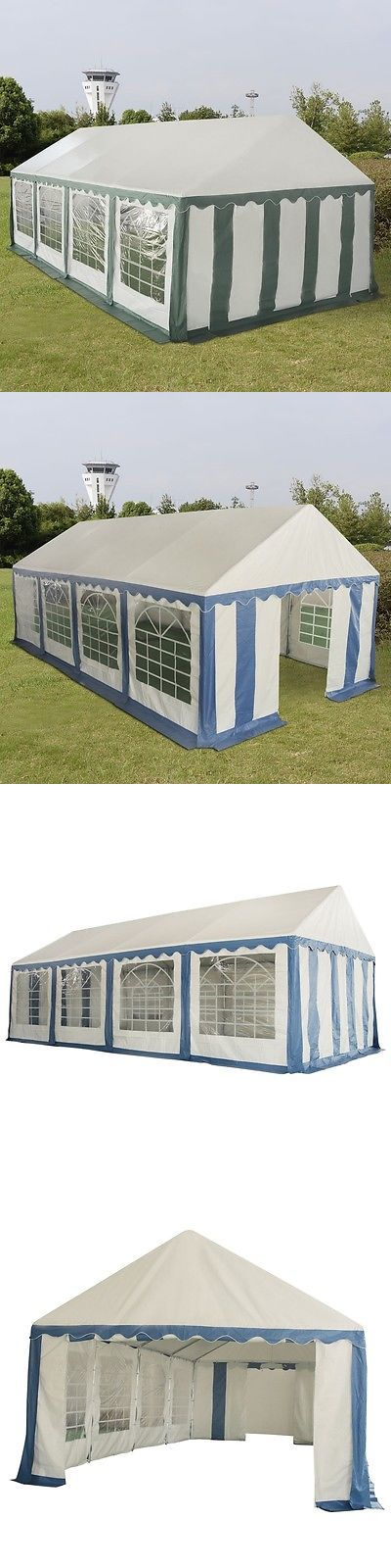 Marquees and Tents 180994: 13 X26 Outdoor Professional Tent Patio Gazebo Canopy Party Wedding Use Sunproof -> BUY IT NOW ONLY: $486.83 on eBay!
