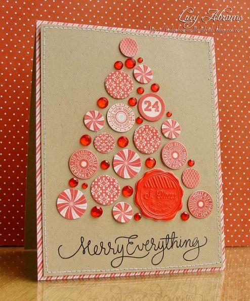 51 Handmade Christmas Cards 2014