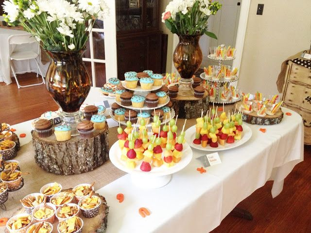 68 best backyard baby shower images on Pinterest Backyard baby