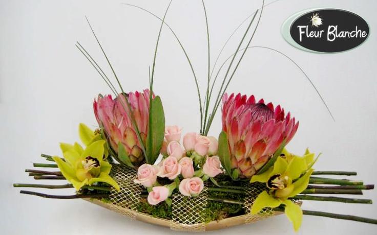 Mariage Exotique - pentru o nunta extravaganta http://www.florariafleurblanche.ro/produs/mariage-exotique