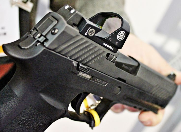 The Sig Sauer P320 Really Is The 'Lego' Handgun