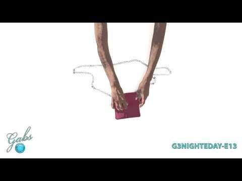 Gabs G3 Night&Day– De tassen van het Italiaanse merk Gabs zijn multifunctioneel. Bekijk hoe je van 1 tas, verschillende modellen kunt maken. #multifunctioneel #gabs #handbag #bag #video