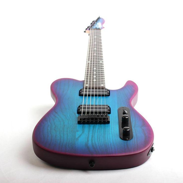 Une Telecaster Custom par Legator Guitars. Retrouvez des cours de guitare d'un nouveau genre sur MyMusicTeacher.fr