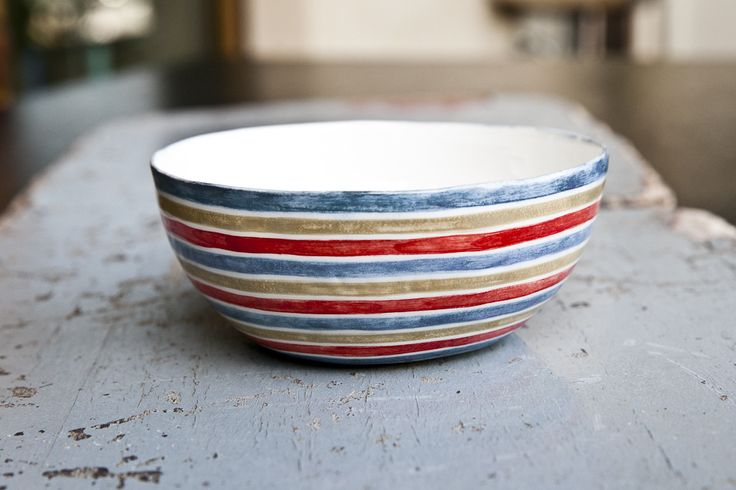 Vela Sailboat Inspired Colorful Side Bowls - €42.00 #handmade http://www.dishesonly.com/products/vela-bowl