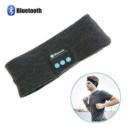 Headband headphones wireless - gym headphones wireless