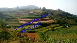 Kodai Hills Real Estate.: 5 Acre agricultural land for sale in poomparai, ko...