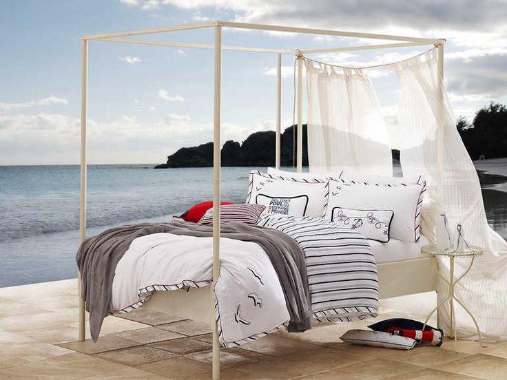 Lenjerie de pat de o persoană Seagull