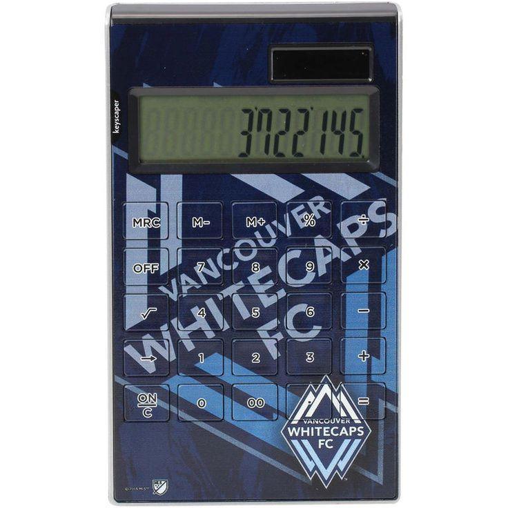 Vancouver Whitecaps FC Desktop Calculator
