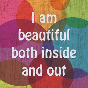 I Am Beautiful Inside And Out Quotes #affirmation: I am bea...
