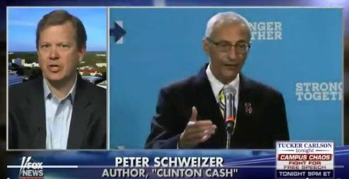 FINALLY — INVESTIGATORS UNCOVER KREMLIN CONNECTION IN 2016 US ELECTION! Confirmed— The Putin Government gave John Podesta 35 millions dollars ...
