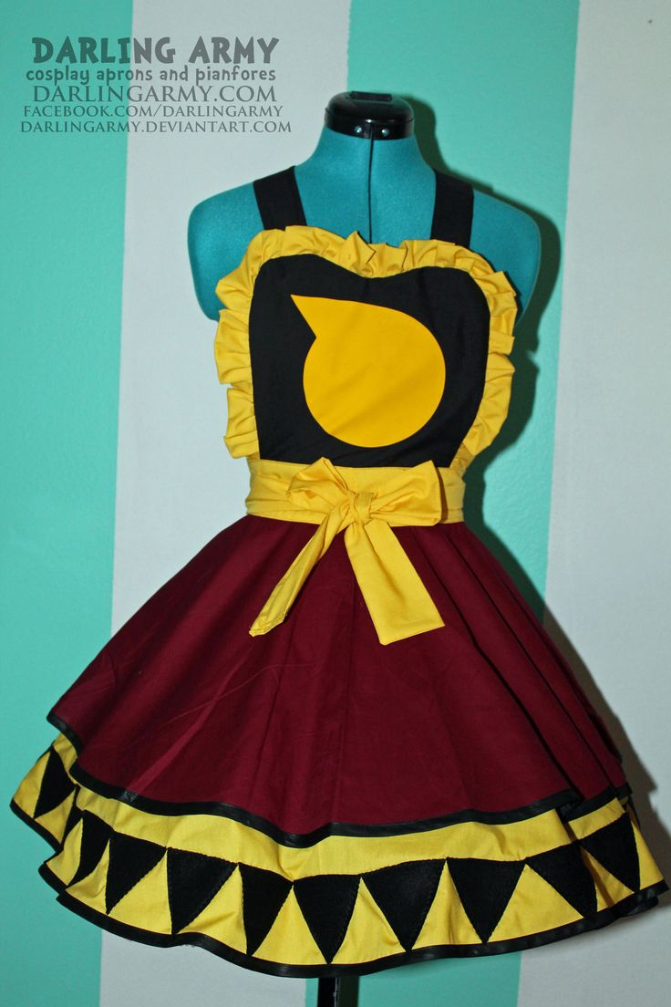 White pinafore apron costume - Soul Eater Evans Cosplay Pinafore Commision By Darlingarmy Deviantart Com On Deviantart