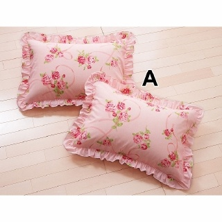 Rose Pillows