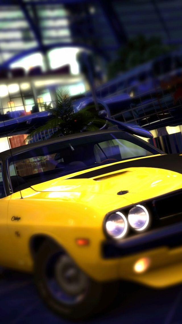 Yellow Muscle Car Wallpaper Car Wallpapers Car Muscle Cars Download muscle cars hd wallpapers for