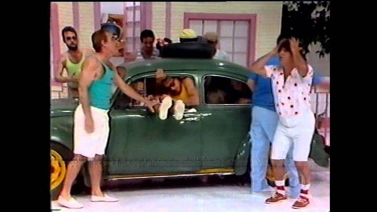 """Os Trapalhões: """"O Pic-nic"""" (1986)"""