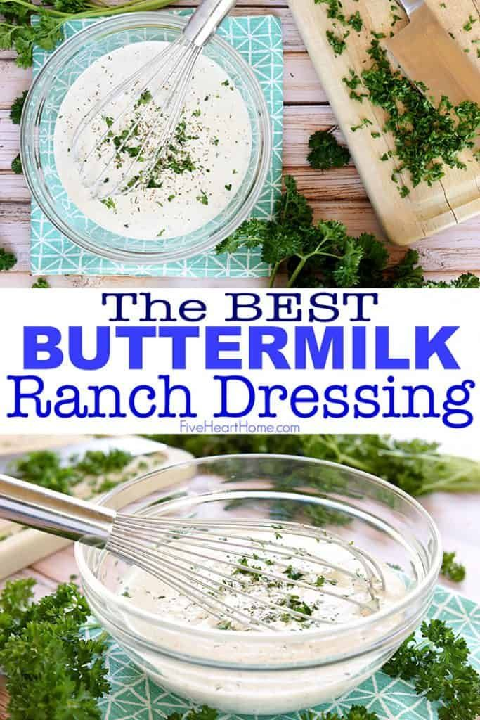 Makeup And Age Buttermilk Ranch Dressing Ranch Dressing Recipe Homemade Ranch Dressing Buttermilk
