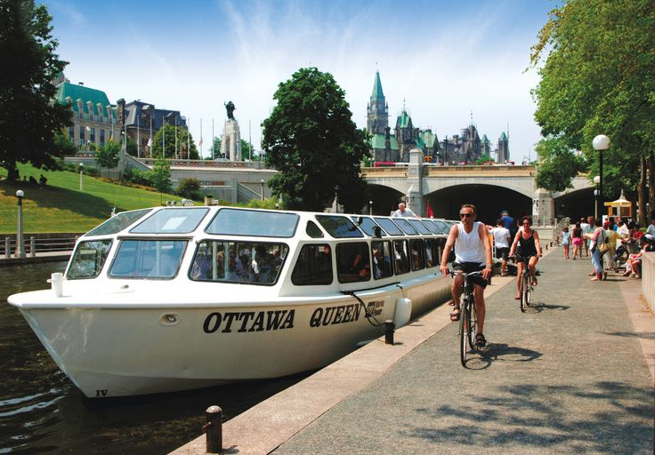 Road Trip from Niagara Falls to Quebec City