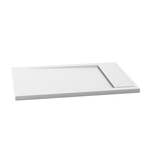 Opure Rectangular Acrylic Shower Base