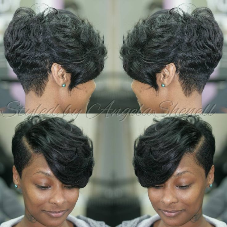 25 unique short black hairstyles ideas on pinterest black i love this haircut urmus Choice Image