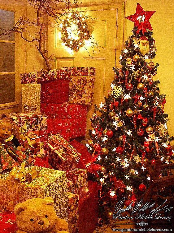47 besten nostalgische weihnachtsdekorationen. Black Bedroom Furniture Sets. Home Design Ideas