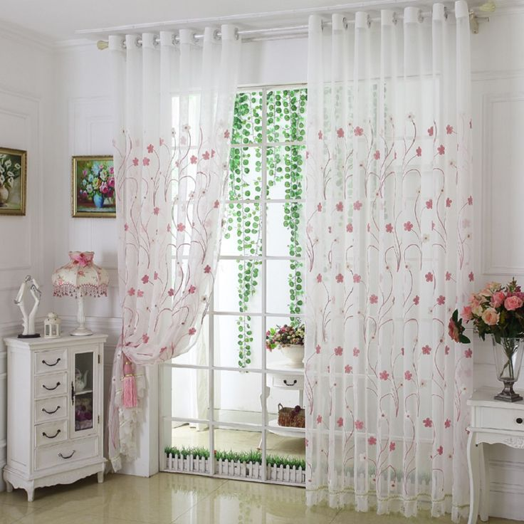 Free Shipping European Style Fashion Fancy Design Tulle: 25+ Best Ideas About Tulle Curtains On Pinterest