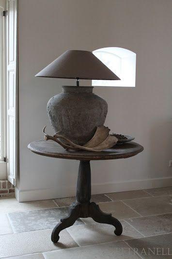 Bij vriendin sober en stoer pinterest lamps heels and beautiful - Woonkamer taupe ...