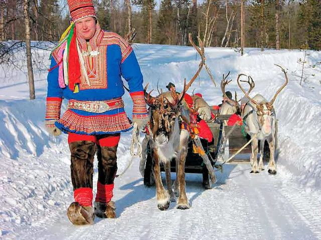 EuroTravelogue™: In Search of Christmas: The magic and wonder of Santa's Lapland