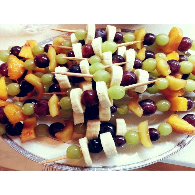 Fruit party time