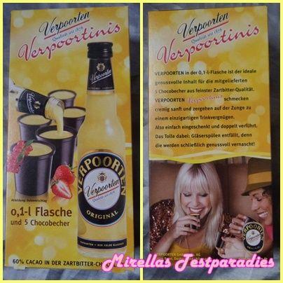 Der Eierlikör von Verpoorten – Kaffee und Verpoorten Original passen definitiv zusammen.